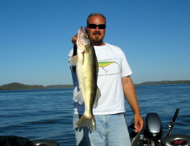 Lake wisconsin fishing report 10 4 12 lake wisconsin for West point lake fishing report