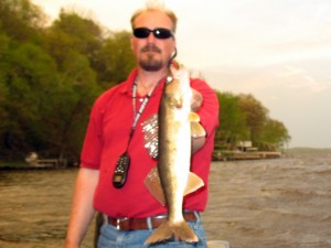 Lake Wisconsin Walleye 5.21.13
