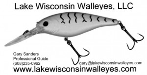 Lake Wisconsin Walleyes Ad